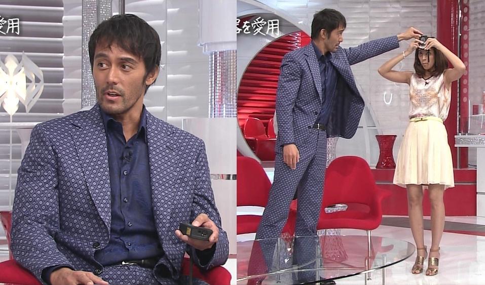 阿部寛のモデル時代がかっこいい!俳優になった今でもおしゃれ?