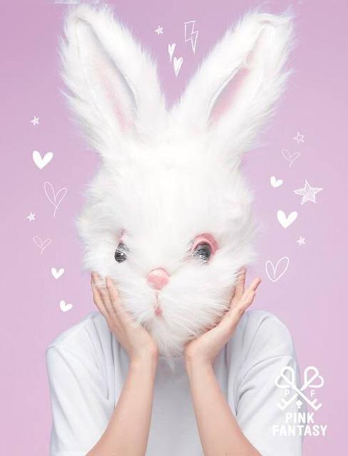 PinkFantasy(ピンクファンタジー)のウサギは誰?何者?