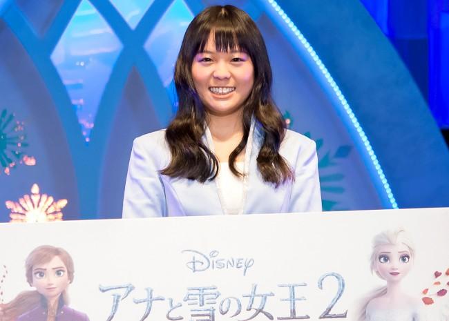 中元みずきの姉も歌手&ダンサー!アナ雪2・新歌姫の経歴・学歴も!