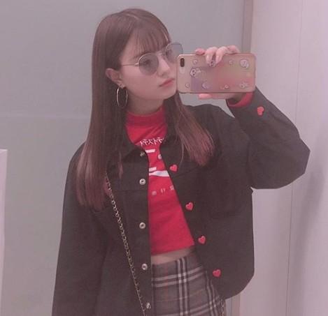 鶴嶋乃愛のすっぴん・私服がかわいい!イズちゃんはスタイル抜群!